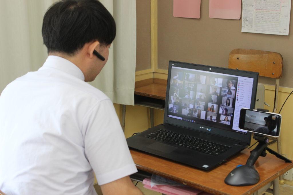 興南学園オンライン授業 沖縄ニュースネット